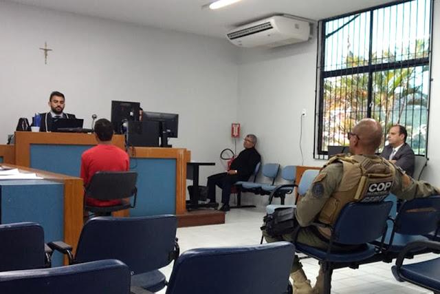 Acusado de estuprar e matar criança de seis anos em Inhapi é condenado a mais de 34 anos