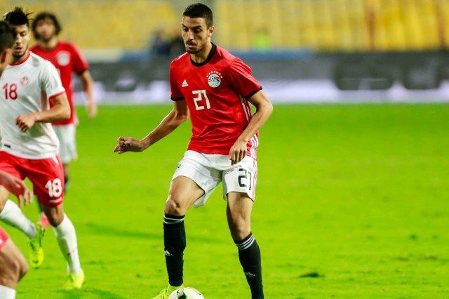 المقاولون يوافق على إنتقال طاهر محمد طاهر للاهلى رسميا