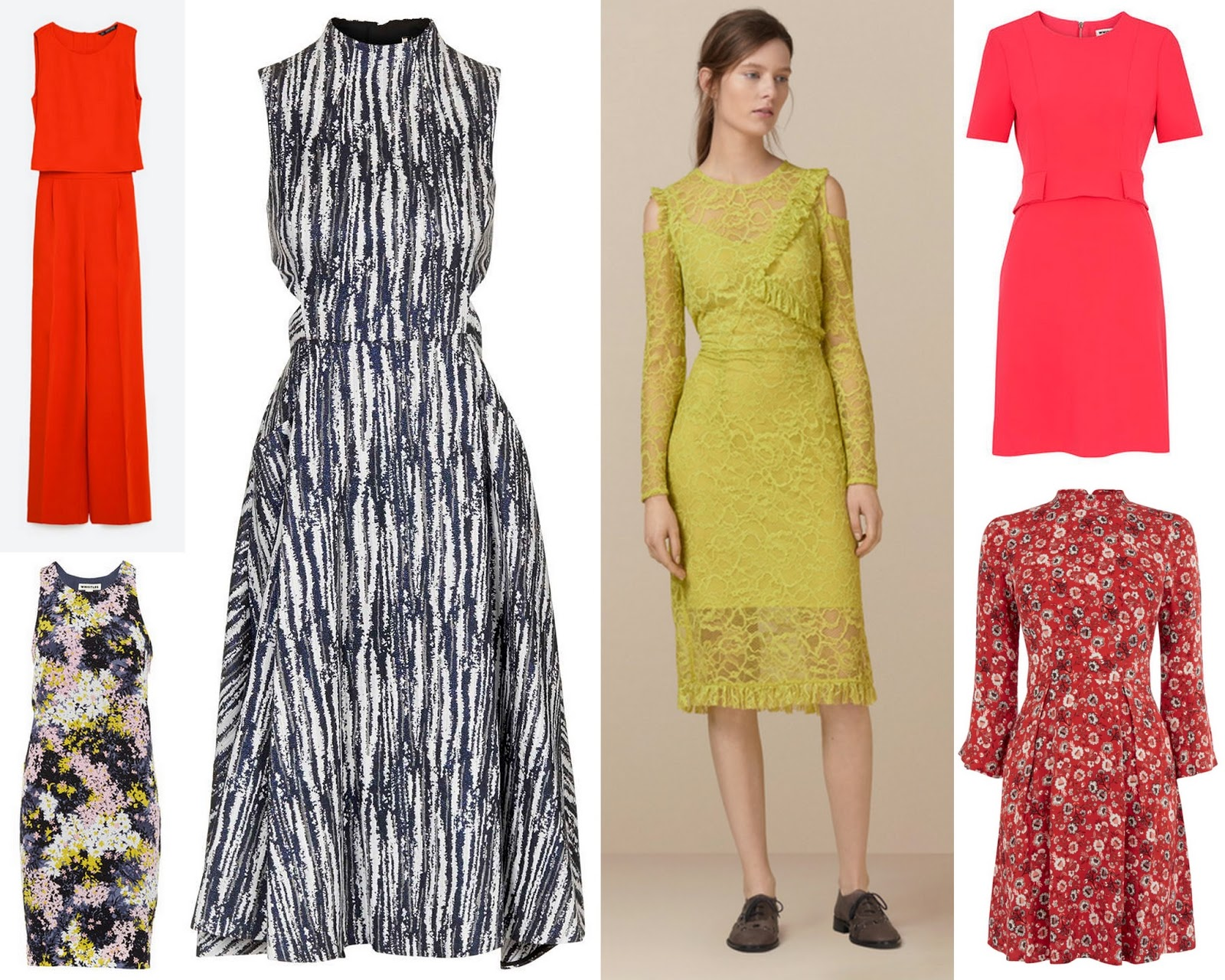 Spring Wedding Guest Outfit Edit By What Laura Did Next