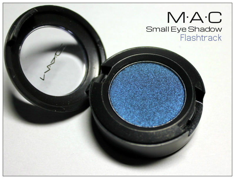 Review: M•A•C  Small Eye Shadow – Flashtrack