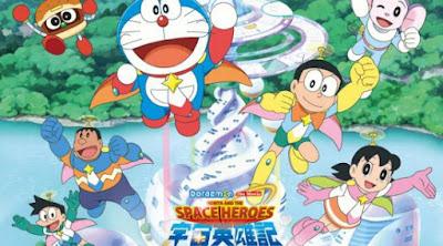 Download Doraemon Movie 2015 – Nobita dan Pahlawan Luar Angkasa (Blu-Ray) Subtitle Indonesia