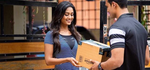Amazon Flex Program: How Indians Make Rs. 30000/Month