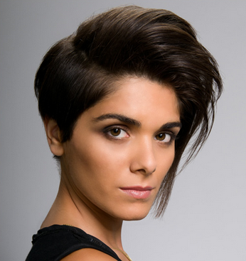 Short Haircut For Women For Wavy Hair (Hairstyle Updates - www.hairstyleupdates.com)