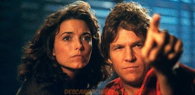 Jeff Bridges y Karen Allen