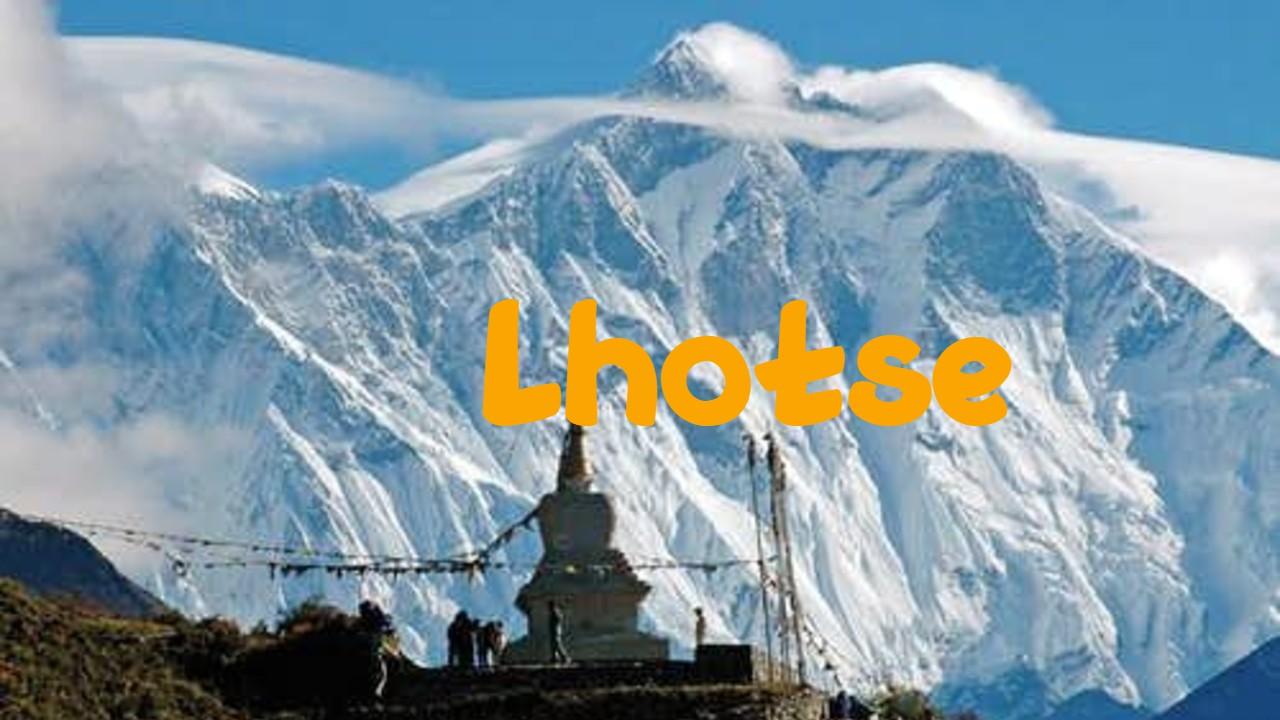 where is lhotse mountain located