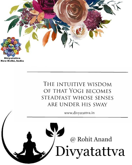 Best Quotes on Intuition, Top Quote on Intuitive skills, Inspirational Quotes on Life Life with Intuition by Rohit Anand.