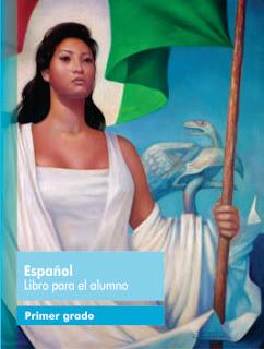 Libro de Texto Español libro para el alumno Primer Grado Ciclo Escolar 2016-2017