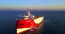 Τα τεμαχισμένα οικόπεδα ανατολικά της Κρήτης, της Ρόδου, της Καρπάθου και της Κάσου, στα οποία η Τουρκία θέλει να διεξάγει έρευνες και γεωτρ...