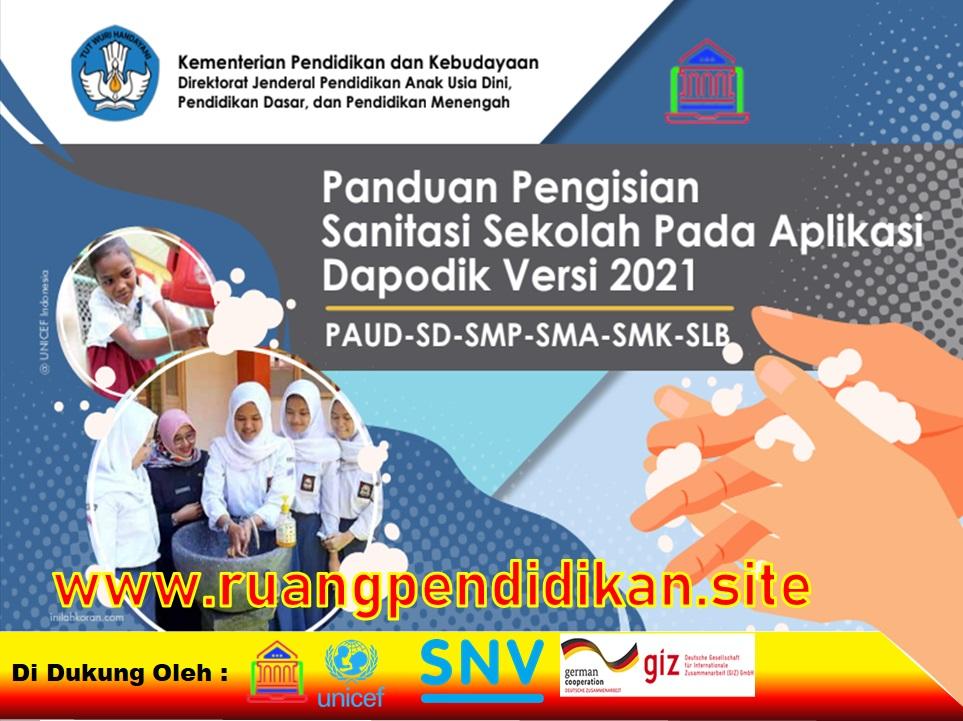 Panduan Pengisian Sanitasi Sekolah di Dapodik