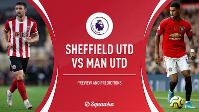 Sheffield United vs Manchester United