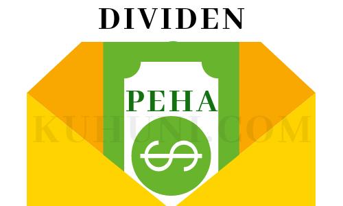 Jadwal pembagian dividen PEHA Pharos Tbk Tahun 2020