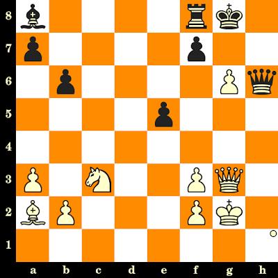 Les Blancs jouent et matent en 3 coups - Sergey Smagin vs Jeremy Silman, Philadelphie, 1989