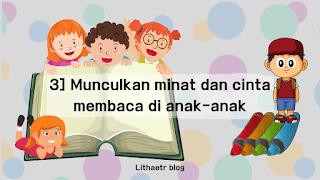 minat membaca
