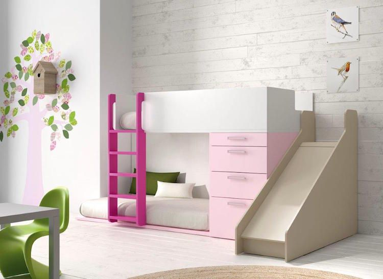 interiorismo dormitorio infantil