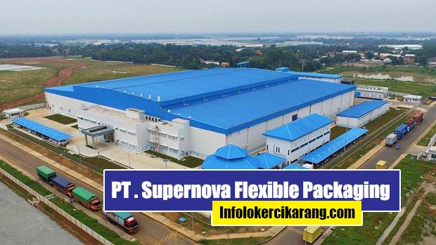 PT Supernova Flexible Packaging Jababeka