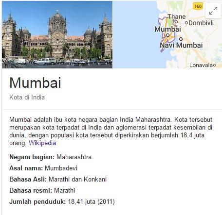 20 Fakta Menarik Mumbai Untuk menambah Wawasan