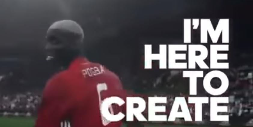 Canzone Adidas pubblicità con Paul Pogba - Musica spot Dicembre 2016