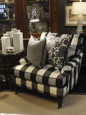 Eye For Design: Decorate With Buffalo Checks For Charming ...