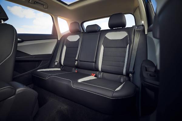 Volkswagen Taos terá versões Comfortline e Highline