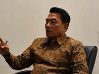 Moeldoko: Tuntutan Prabowo Sama Dengan Pilpres 2014