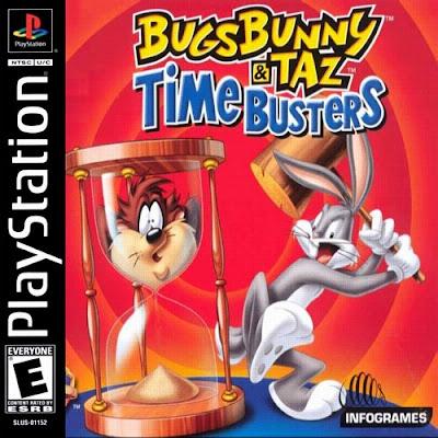 descargar bugs bunny & taz time busters psx mega