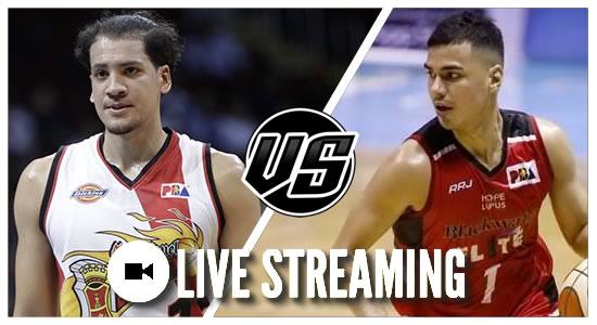 Live Streaming List: San Miguel Beermen vs Blackwater Elite 2019 PBA Philippine Cup