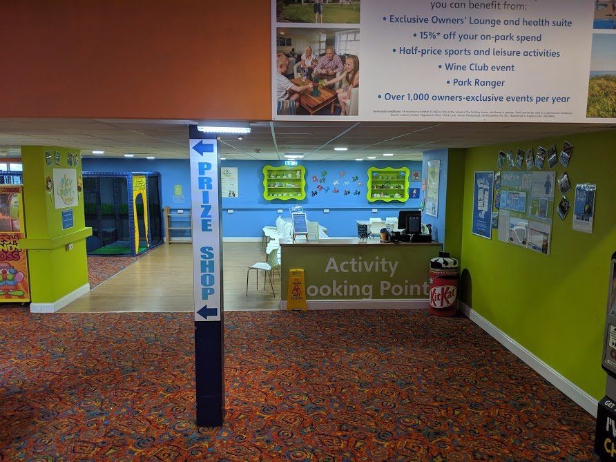Haven Berwick Upon Tweed Review - indoor soft play