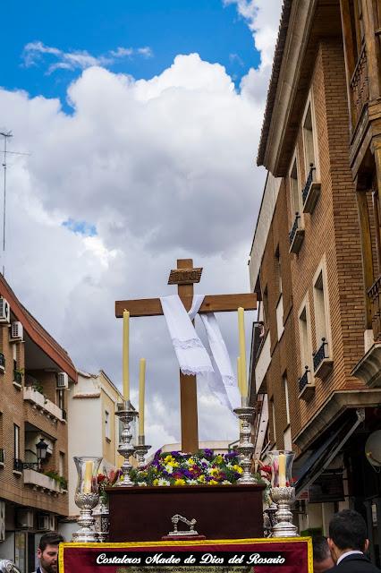 Procesión Infantil de la Cruz de Mayo 2018