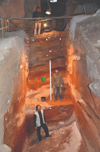 How baked bat guano helped archaeologists understand our ancient past