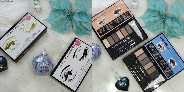 Hard Candy - Look Pro! Eye Artiste Contour Collection sets