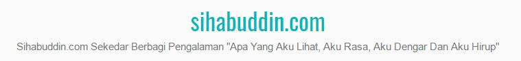 sihabuddin_com