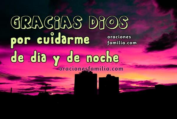 Oración corta de la noche, buenas noches con Dios para dormir tranquilo, frases cristianas con imágenes y plegarias antes de dormir por Mery Bracho