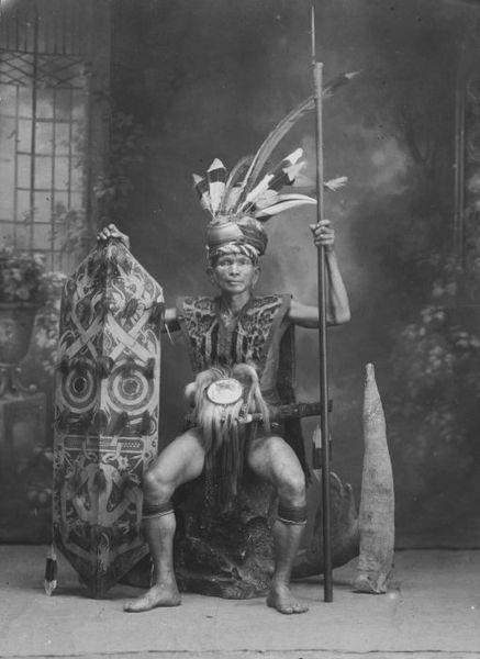 Ilustrasi Tamanggung Tuhun