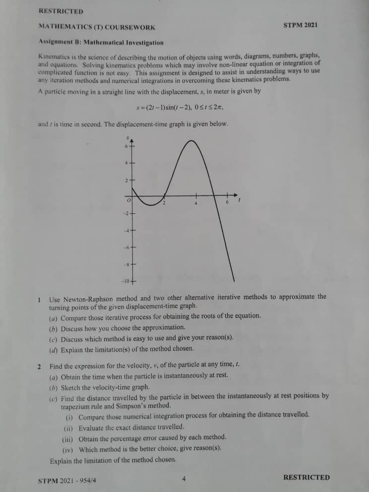 Maths coursework questions professional paper editor site for school