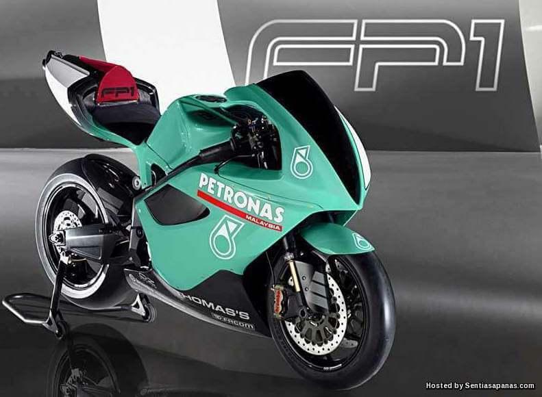 Petronas FP-1, Superbike Pertama Malaysia Enjin 899cc
