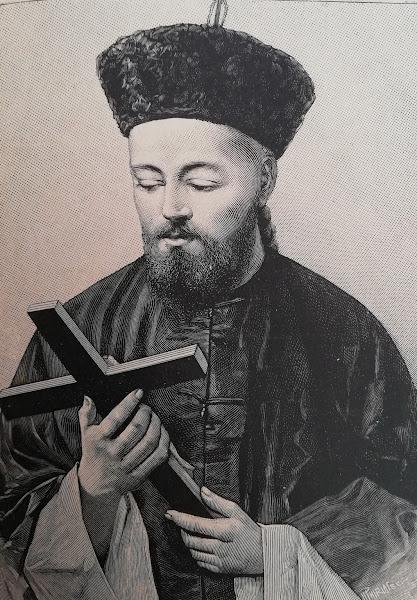 Santo Yohanes Gabriel Perboyre