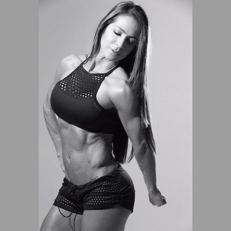 Fitness Girl Marcela Rivas