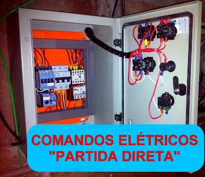 Primeira aula de comandos elétricos
