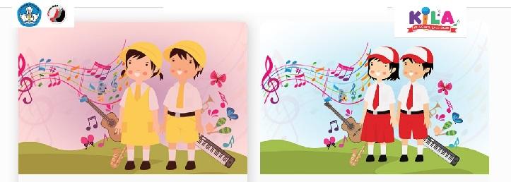 Lomba Cipta Lagu Anak-Anak Untuk Umum dan Lomba Menyanyi Lagu Anak untuk TK dan SD Tahun 2021