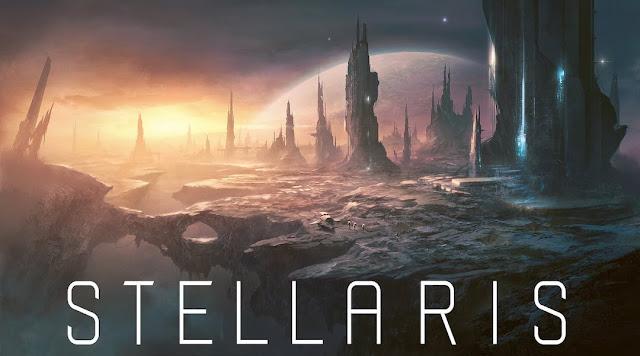 تحميل لعبة Stellaris Galaxy Edition مضغوطة من FitGirl Repack كاملة برابط تورنت | حجم 1.5GB