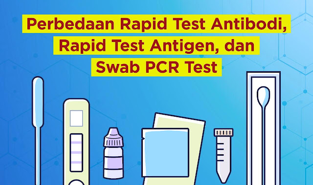 Yang Harus Kamu Tahu, Ini Beda Rapid Test Antigen dan Rapid Test Antibodi