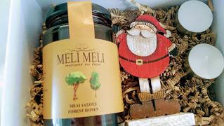 Δωροκουτάκι Melimeli 2020 με μέλι Δάσους