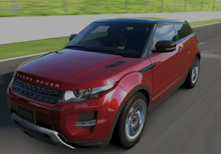 Land Rover Range Rover Evoque Coupe Dynamic 2013