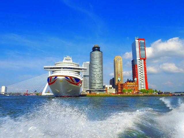 What to do in Rotterdam City Guide Cruise Port Northern Europe Cruise P&O Azura
