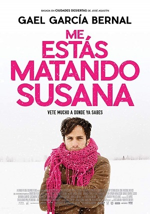 Estás Me Matando Susana - Legendado Torrent Download   Full BluRay 720p 1080p