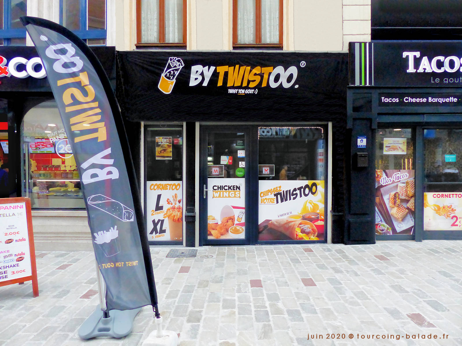 Fast Food By Twistoo, Tourcoing 2020