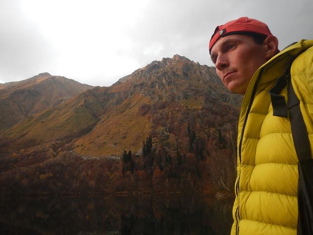 Озеро Кардывач, Красная поляна, Кавказские горы, Андрей Думчев