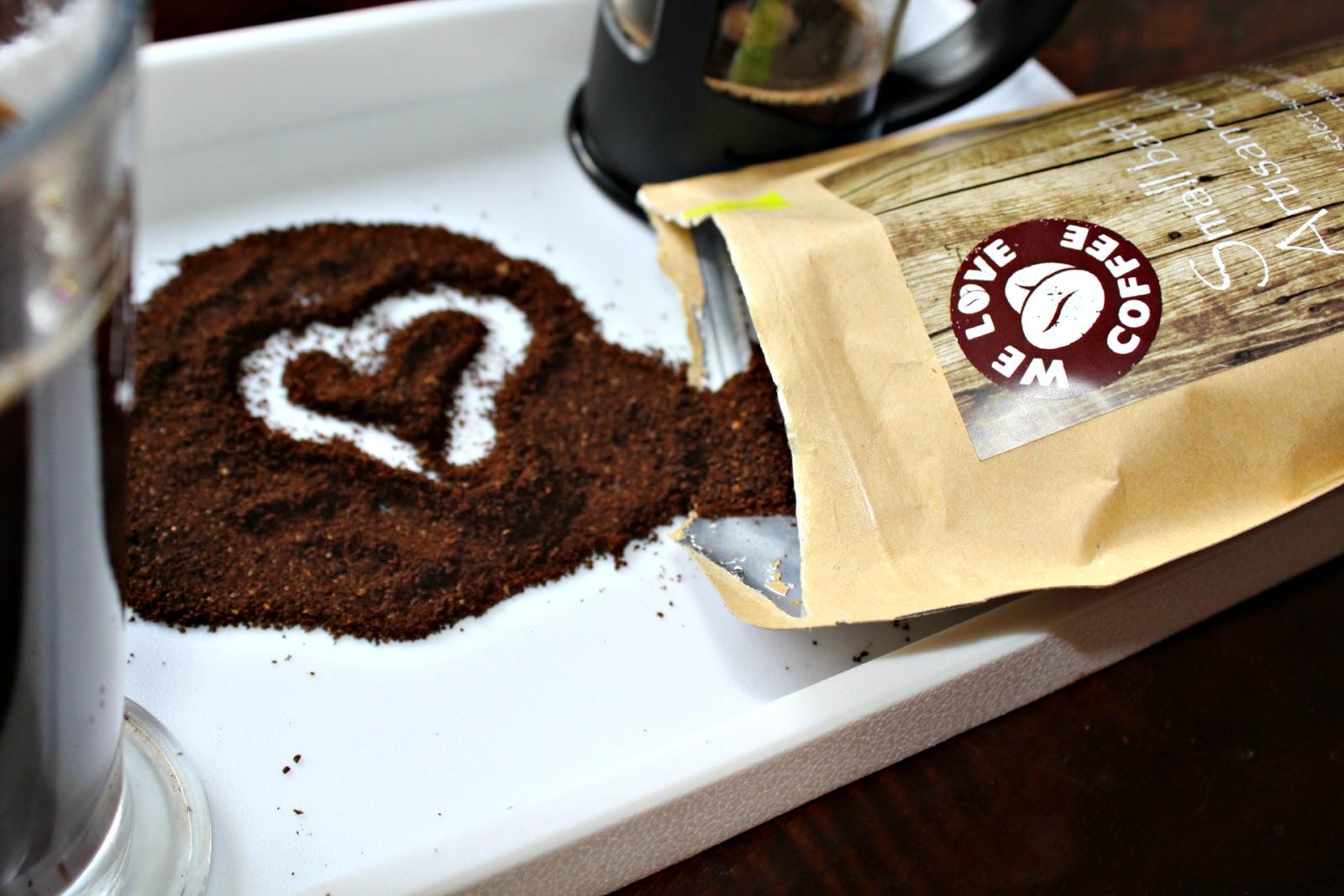 We Love Coffee Post