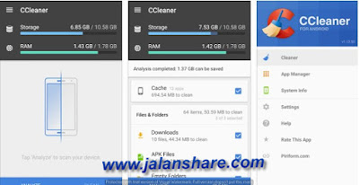 Download CCleaner Pro Cracked Apk For Android