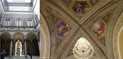 Viaje a Florencia: palacio Medici y Perfumería de Santa María Novella